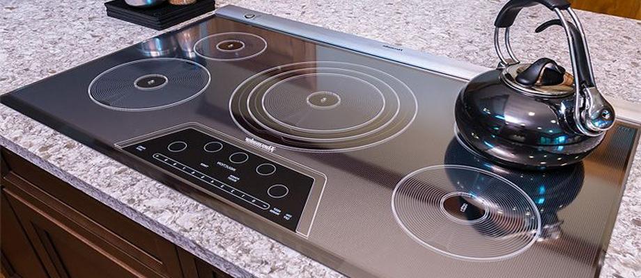 установка идукционной плиты
